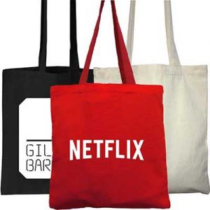 ready stock A3 size canvas tote bags