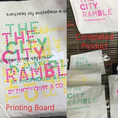 What's Behind the Glamorous Silkscreen Printed Corporate Gifts in Singapore