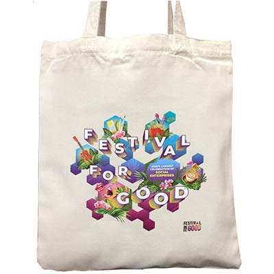 Cheap Canvas Bags with Heat Transfer Printing