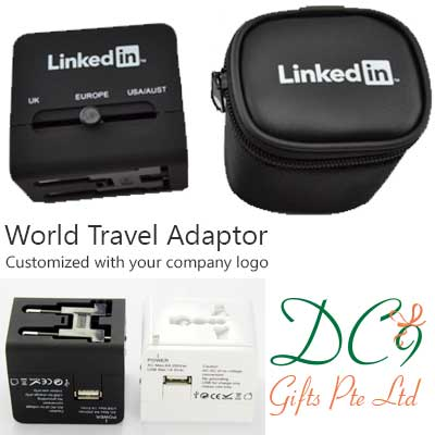 DC9 – Professional World Travel Adaptor Supplier in Singapore