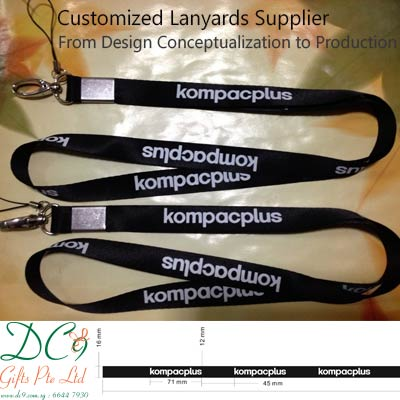 DC9 Gifts Pte Ltd customized lanyards supplier in Singapore – Complete corporate gifts one stop solution from design conceptualization to production