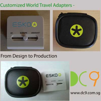 Customized World Travel Adapters Supplier – From Design to Production and Delivery