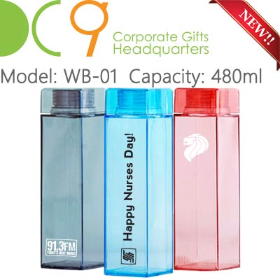 Appreciate your clients business with Custom Water Bottles