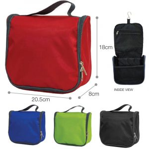 Customized Toiletry Bags
