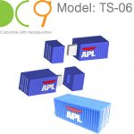 TopUSB-06: APL Container USB Flash Drives