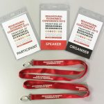 LA-16: Lanyards for Events and Exhibitions