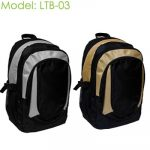 LTB-03: Classic Laptop & Tablet Backpack